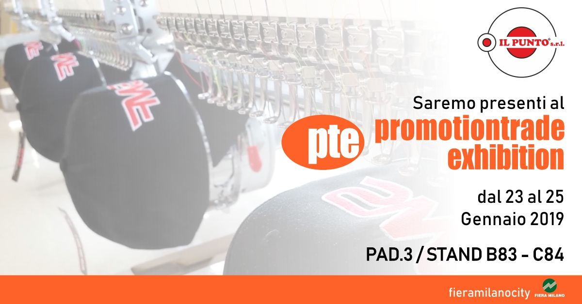PTE 2019 - Promotion Trade Exibition