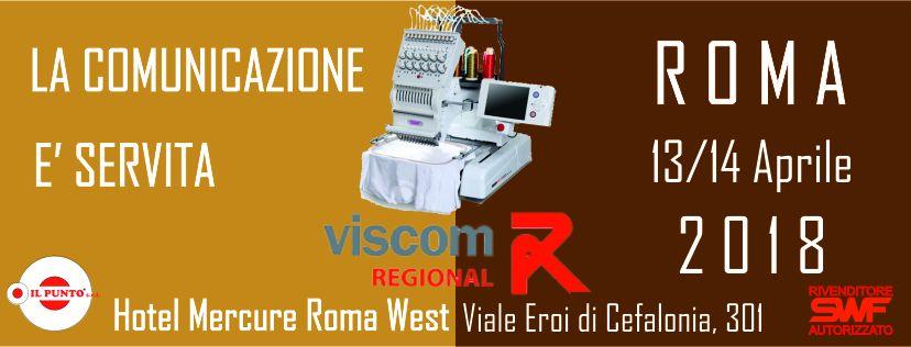 Viscom Regional Roma