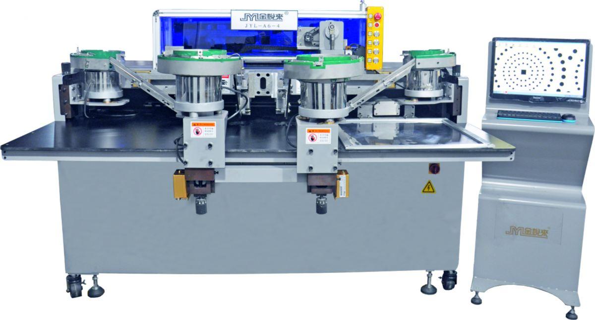 Borchiatrice automatica JYL - A6 - 4