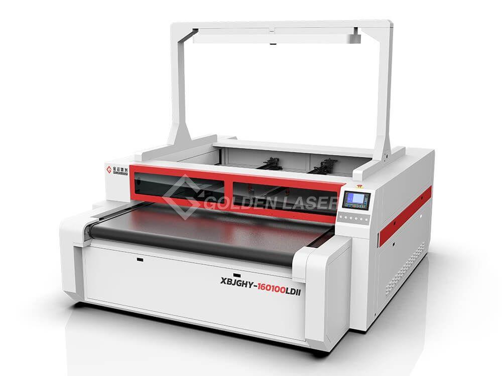 Macchina Laser Vision Cantilever con Fotocamera