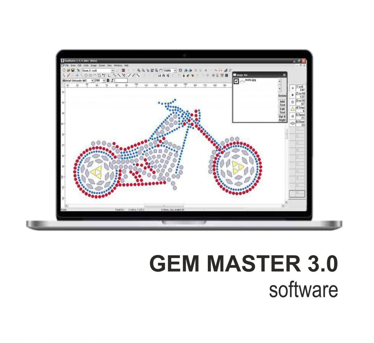GemMaster Software