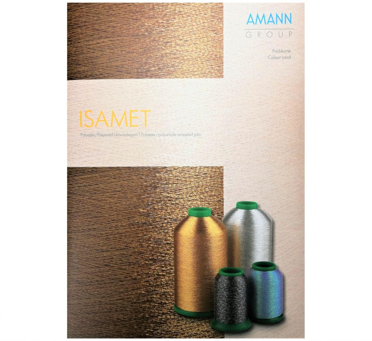 Laminato Isamet Amann (Anima in Nylon)