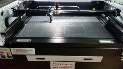 Macchina Laser Camera MARK Point