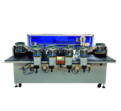 Borchiatrice Automatica 1-4-6 Teste