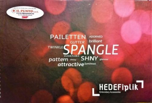 Paillettes Hedef