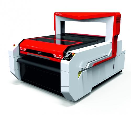 Macchina Laser Vision